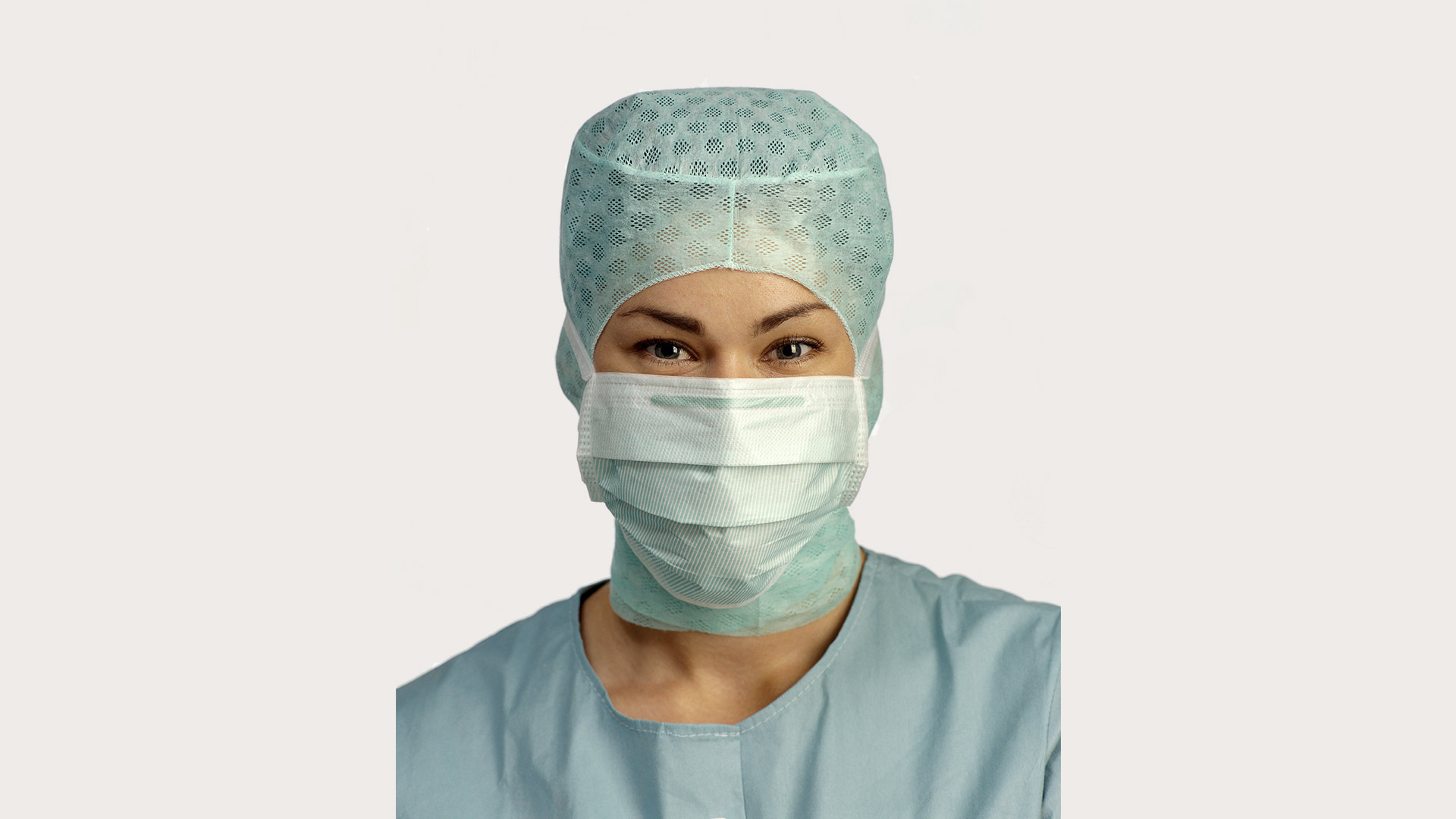surgical mask level 3 barrier